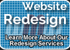 Wenex Web Site Redesign Services