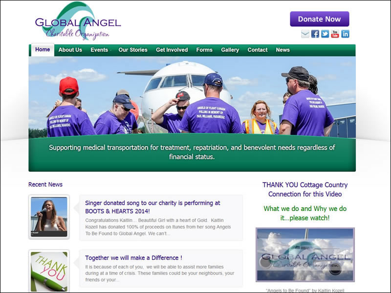 Angels Global Charity