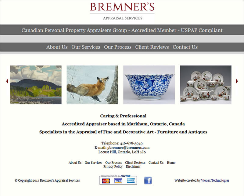 Bremners Appraisal Services