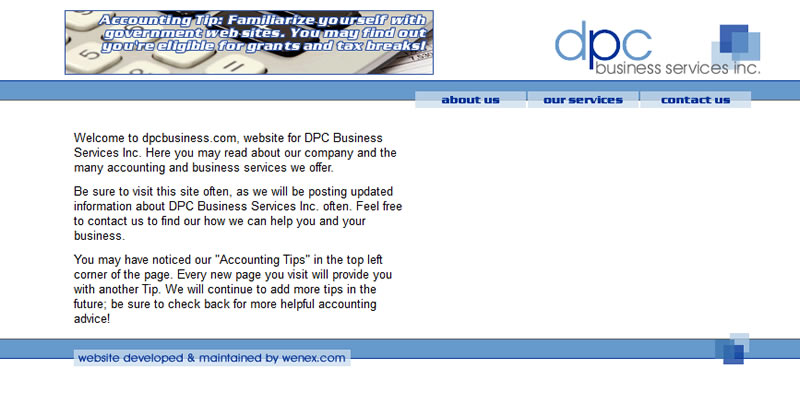 DPC Business Services Inc.