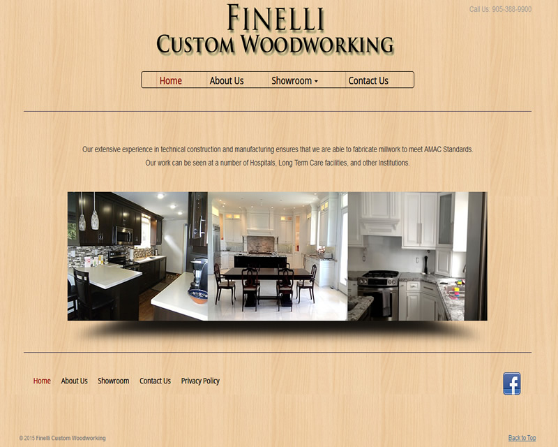 Finelli Custome Woodworking