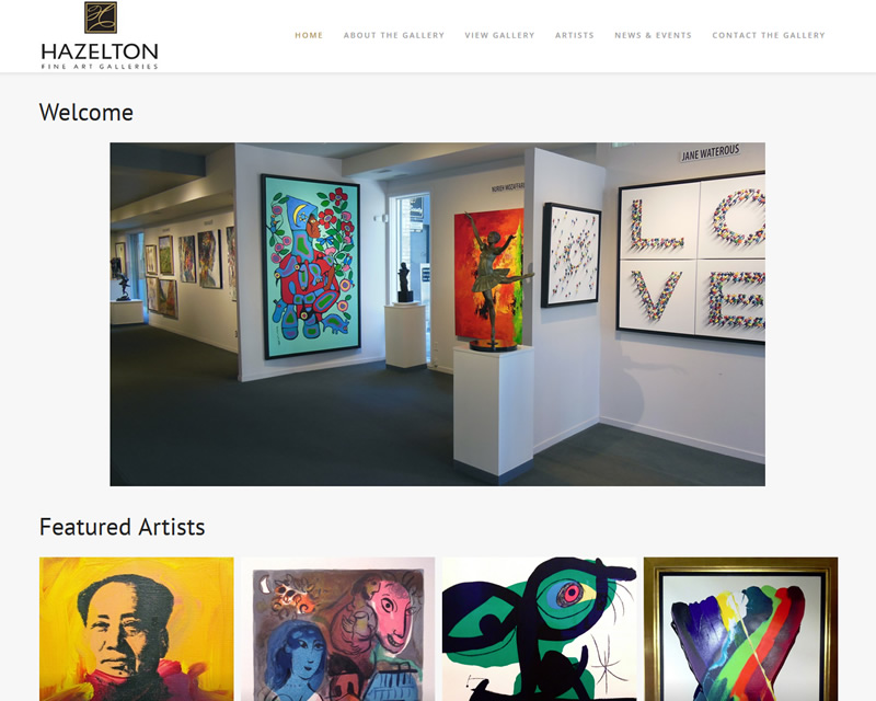 Hazelton Fine Art Galleries