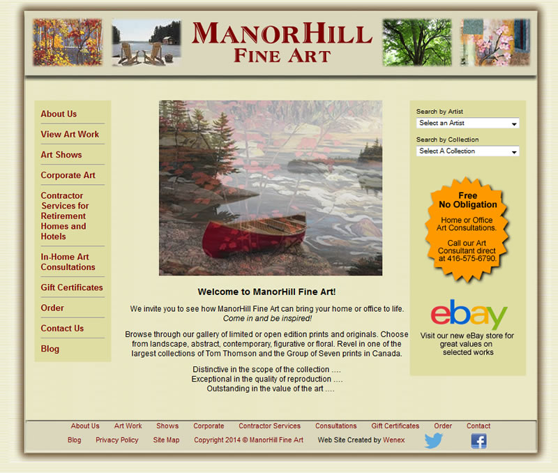 ManorHill Fine Art