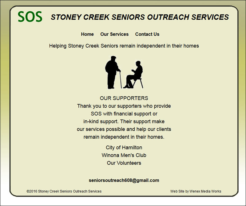 Seniors Outreach Services