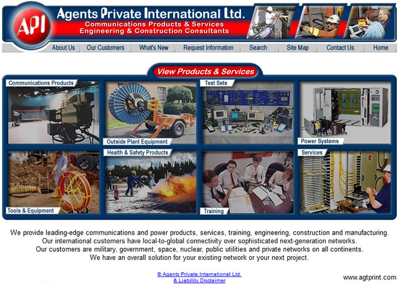 Agents Private International