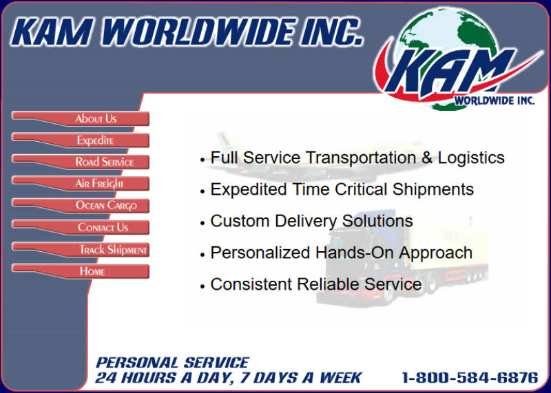 KAM Worldwide Inc.